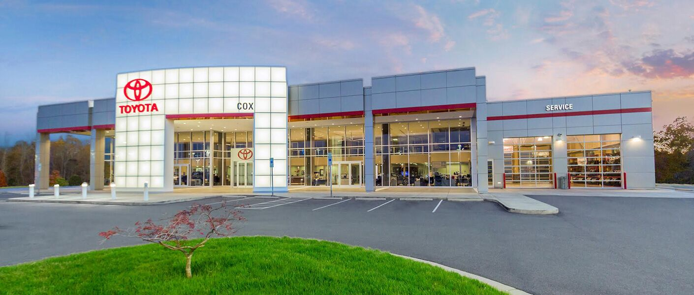 Cox Toyota | Burlington, NC