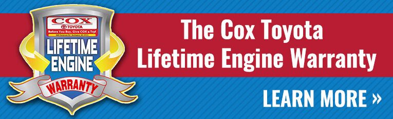 Cox Toyota Lifetime Engine Warranty