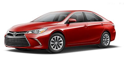 New Toyota Camry Burlington NC