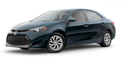 New Toyota Corolla Burlington NC