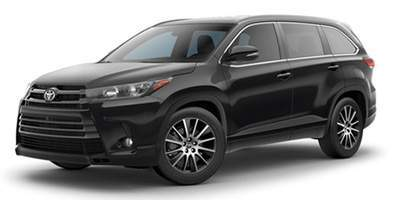 New Toyota Highlander Burlington NC