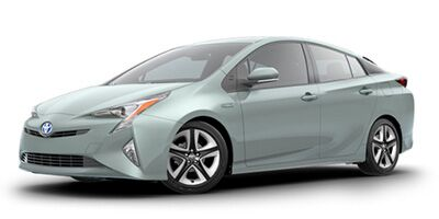 New Toyota Prius Burlington NC