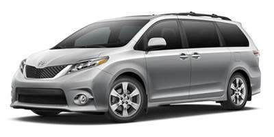 New Toyota Sienna Burlington NC