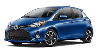 New Toyota Yaris Burlington NC