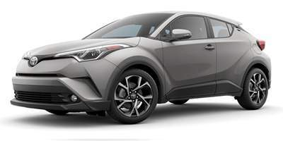 New Toyota C-HR Burlington NC