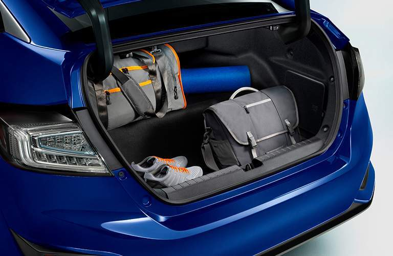 2018 Honda Clarity Plug-in Hybrid open trunk