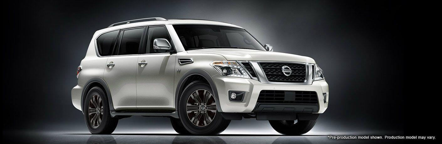 2017 Nissan Armada in Lee's Summit, MO