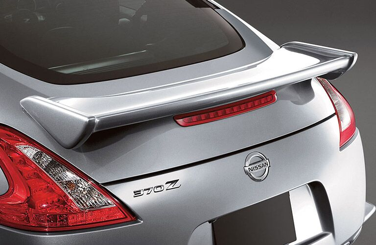 2017 Nissan 370Z in Lee's Summit, MO exterior rear spoiler