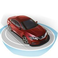 2016 Nissan Altima intelligent shield technology