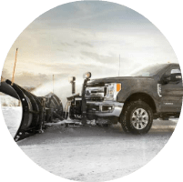 2018 Ford Super Duty with Live-Drive Power Takeoff Provision with Mobile Mode