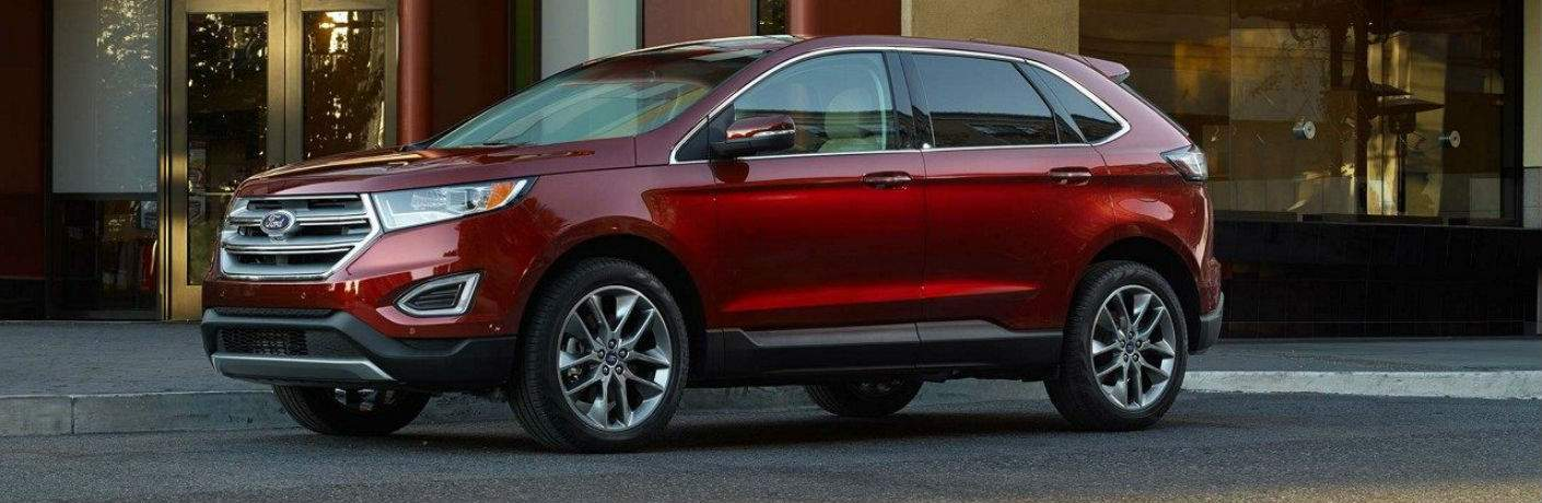 2018 Ford Edge available at Beach Ford