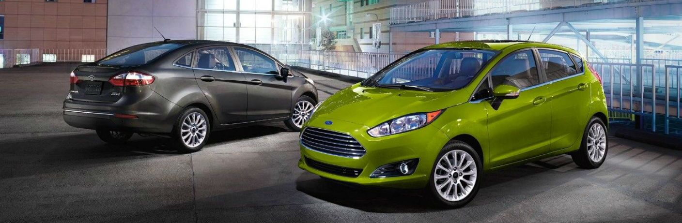 2018 Ford Fiesta available at Beach Ford