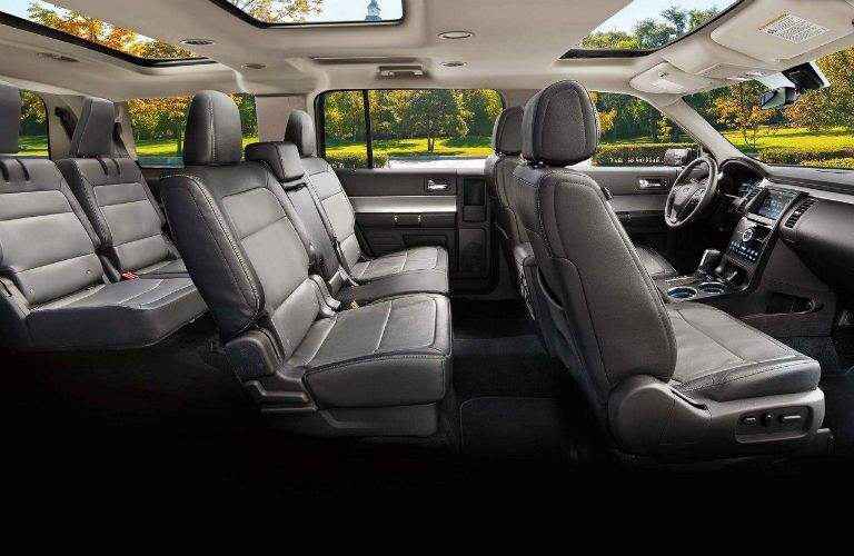 2018 Ford Flex spacious seating for 7