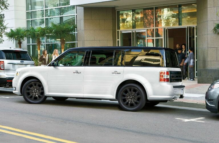 2018 Ford Flex with available Active Parking Assist