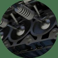 Ford Super Duty 6.2-liter Flex-Fuel V8 engine