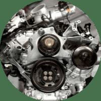 Ford Super Duty 6.7-liter Power Stroke Turbo Diesel V8 engine