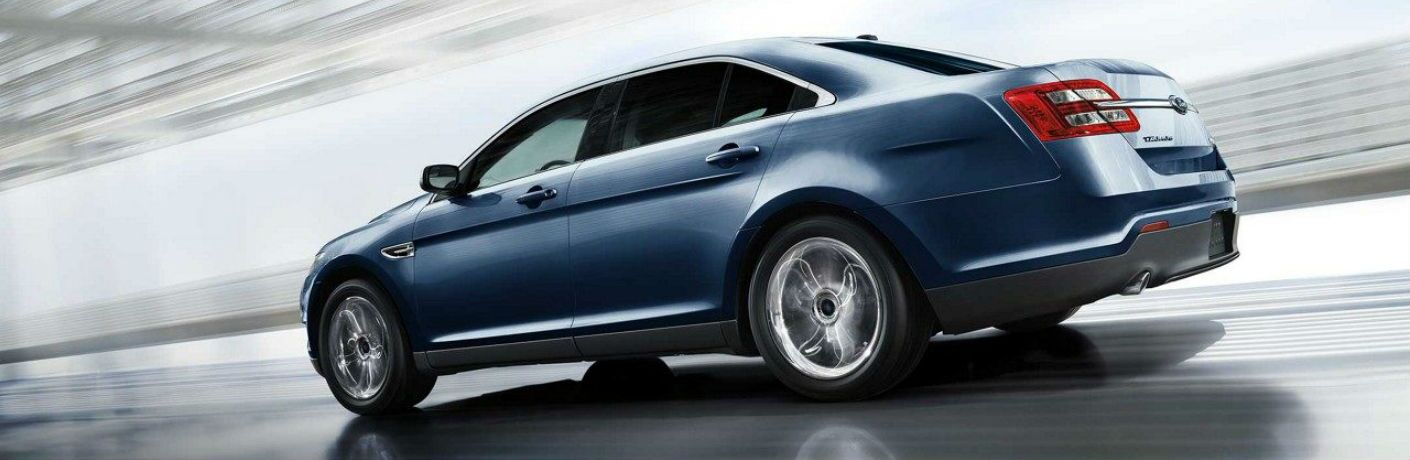 2018 Ford Taurus available at Beach Ford
