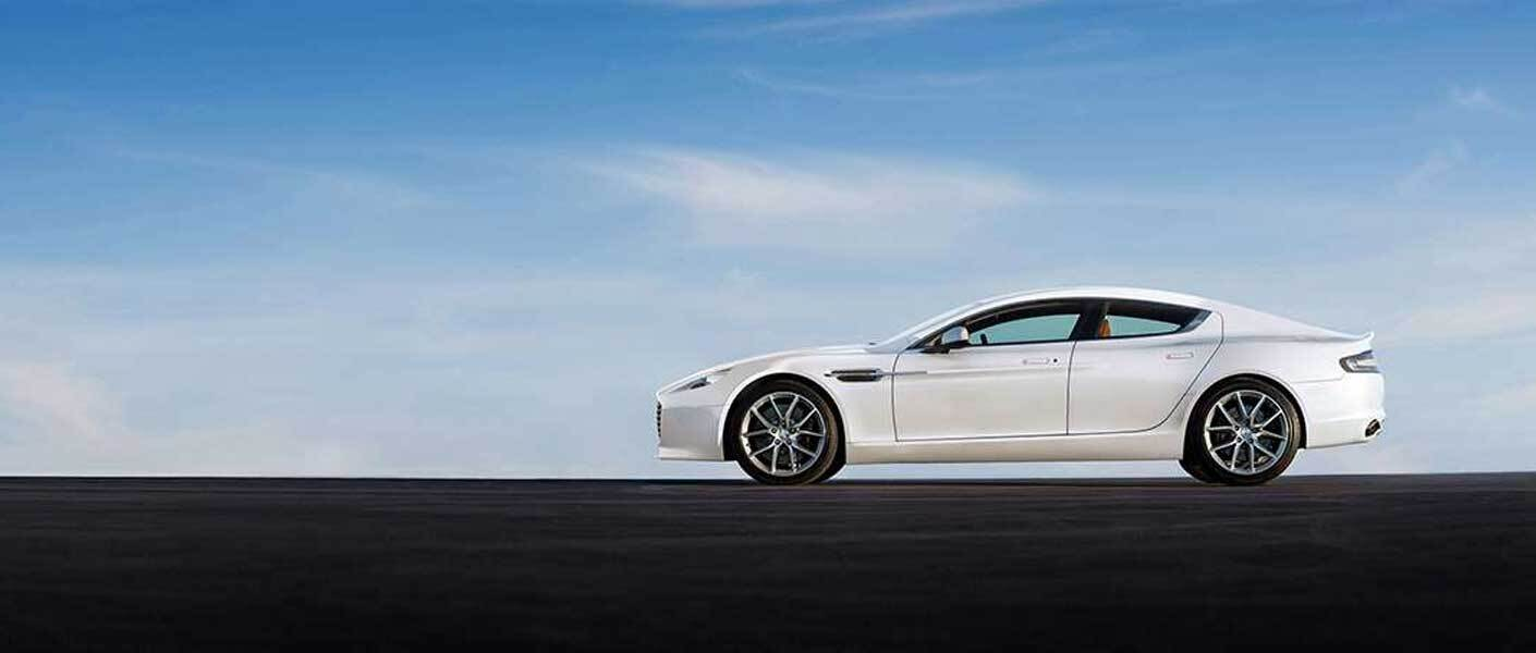 Rapide S Profile view
