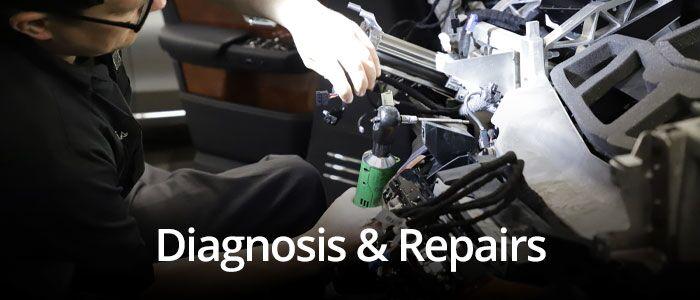Diagnosis & Repairs