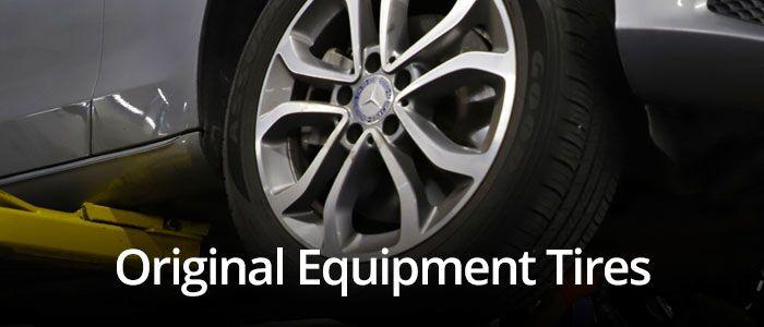 Original Equipment Tires