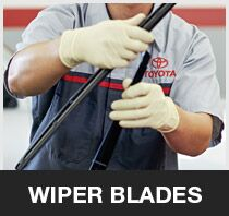 Toyota Wiper Blades Westminster, CA