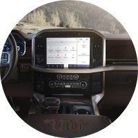 2021 Ford F-150 SYNC 4 Infotainment System