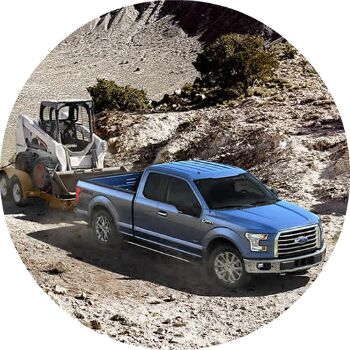 2015 ford f-150 towing capacity