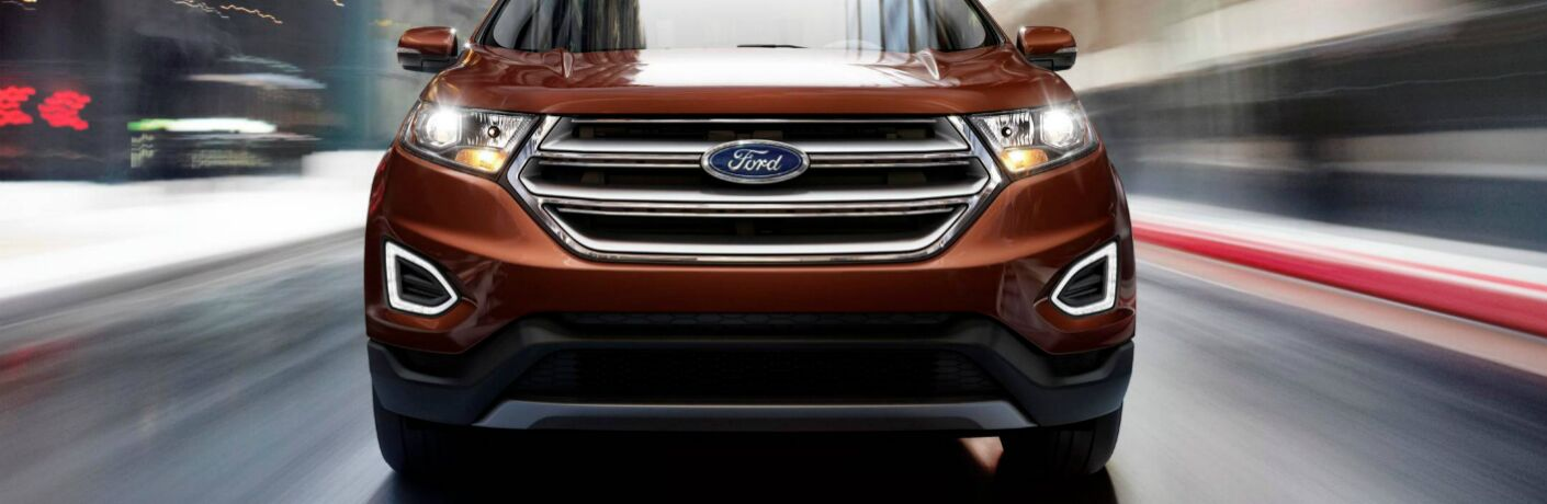 2017 Ford Edge SE vs SEL