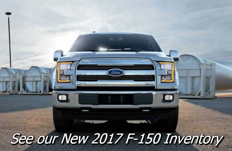 new 2017 ford f-150 lariat for sale at holiday ford in fond du lac