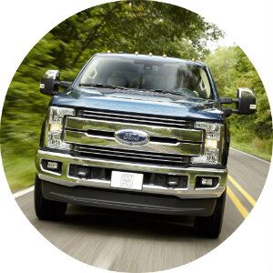 what configurations are available for the 2017 f-250?