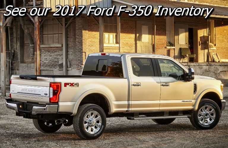 deals on the 2017 ford super duty in fond du lac