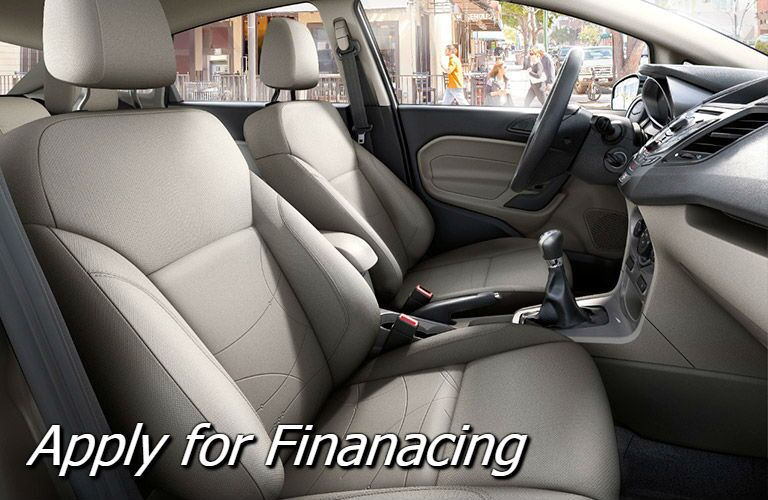 get financing for the 2017 ford fiesta in fond du lac wi