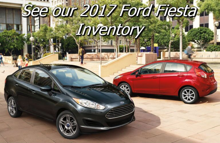 deals on the 2017 ford fiesta fond du lac wi