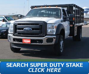Ford Super Duty Stake Truck