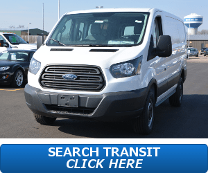 Ford Transit Cargo Wisconsin
