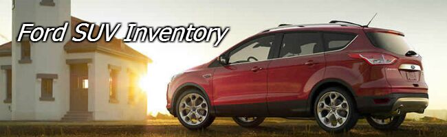 new ford suvs for sale in fond du lac