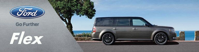 ford flex at holiday ford