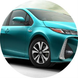 2017 Toyota Prius Prime exterior_o