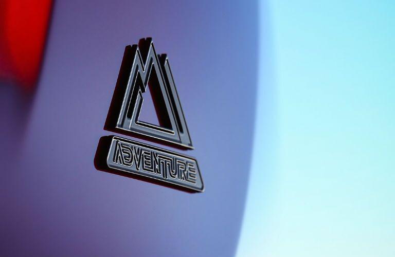 2018 Toyota RAV4 Adventure Emblem on Rear End