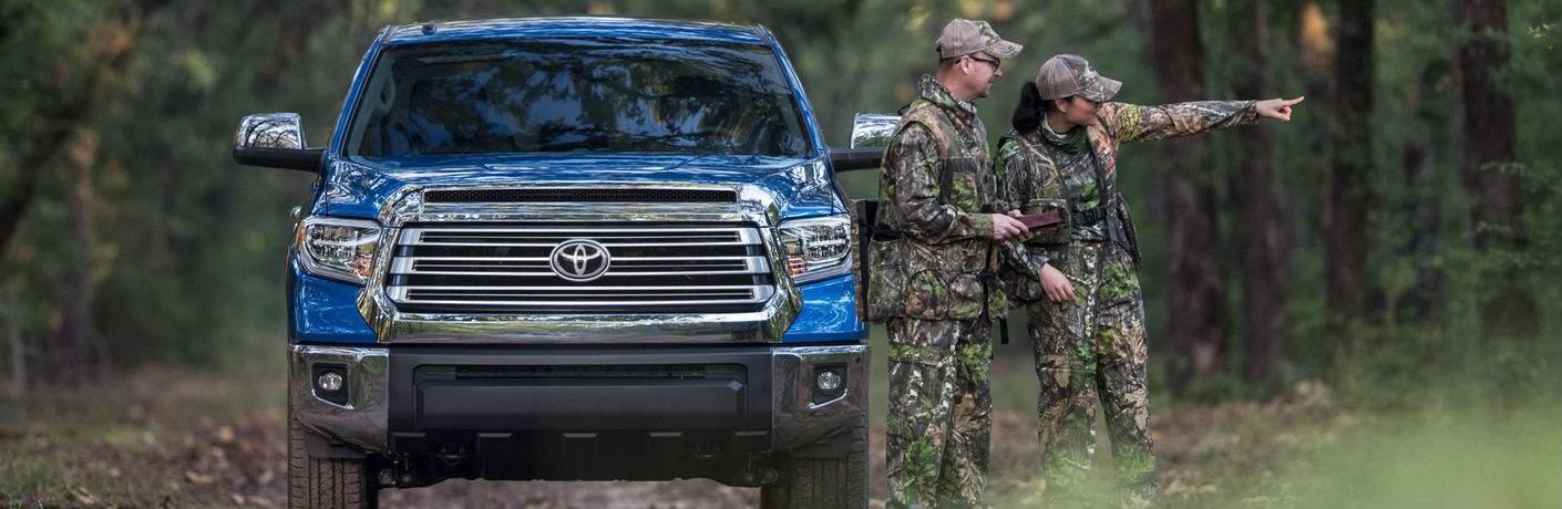 Reserve the 2018 Toyota Tundra in Birmingham AL