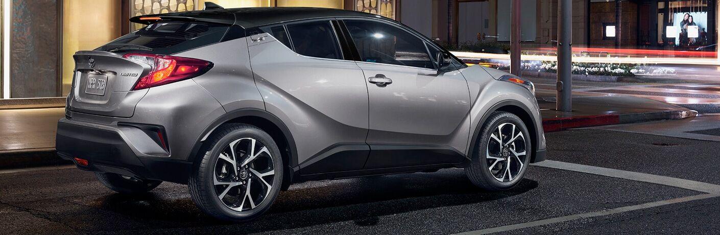2019 Toyota C-HR exterior passenger side