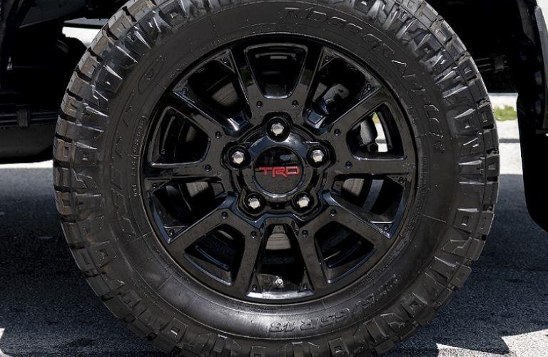 Toyota Tundra XP TRD Pro Alloy Wheels