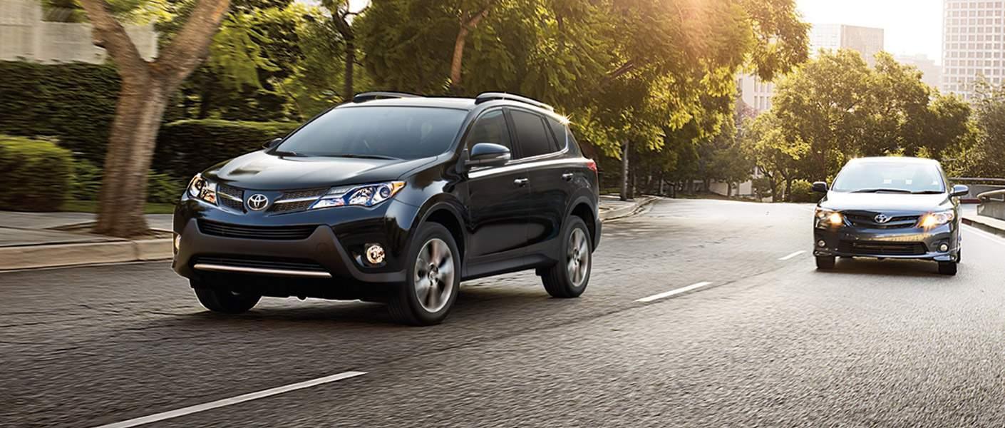 About Serra Toyota