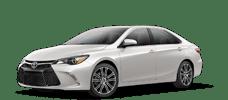 Rent a Toyota Camry in Serra Toyota