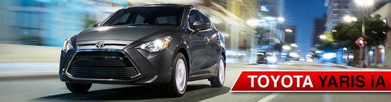 You may also like Toyota Yaris iA