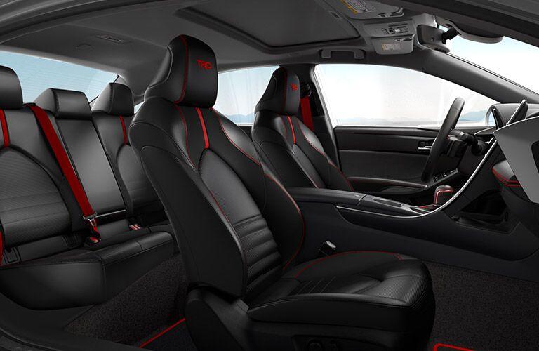 2020 Toyota Avalon seating