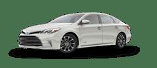 Rent a Toyota Avalon Hybrid in Alamo Toyota