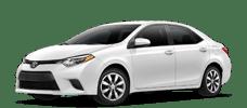 Rent a Toyota Corolla in Alamo Toyota