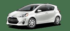 Rent a Toyota Prius c in Alamo Toyota