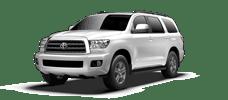 Rent a Toyota Sequoia in Alamo Toyota